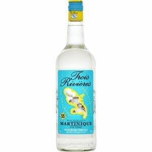 Rum Trois Rivieres Blanc 0,7l 50%