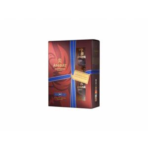 Brandy Ararat 10y 0,7l 40% + 2x sklo GB
