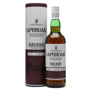 Laphroaig Brodir Port Finish 0,7l 48%