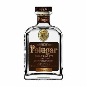 Polugar Single Malt Rye Vodka 0,7l 38,5%