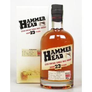 Hammer Head Whisky 23y 0,7l 40,7%
