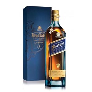 Johnnie Walker Blue Label 60y 1l 40% GB