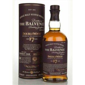 Balvenie Double Wood 17y 0,7l 43%