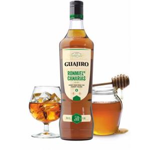 Guajiro Honey Rum 1l 30%