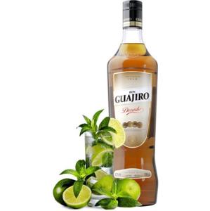 Guajiro Dorado Rum 0,7l 37,5%