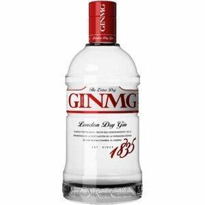 MG London Dry Gin 1l 40%