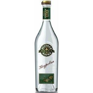 Zelyonaya Marka Vodka Cedr 1l 40%