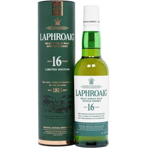 Laphroaig 200 Years Anniversary 16y 0,35l 43% L.E.