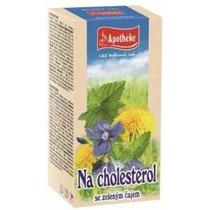Apotheke Na cholesterol čaj nálevové sáčky 20x1,5 g