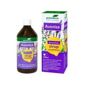 Aromatica Avenisa jitrocelový sirup 210 ml
