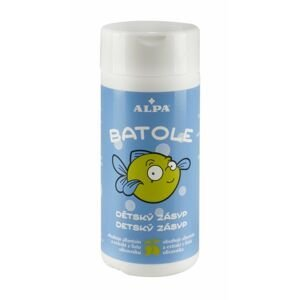 Alpa batole Dětský zásyp s extraktem z olivovníku sypačka 100 g