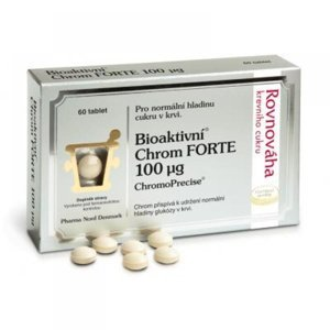 Bioaktivní Chrom FORTE 100 µg 60 tablet