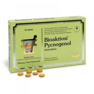 Bioaktivní Pycnogenol 30 tablet