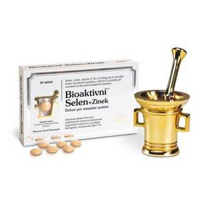 Bioaktivní Selen + Zinek 30 tablet