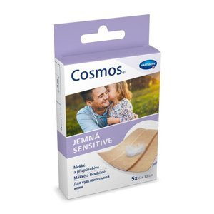 Cosmos Sensitive 6 x 10 cm náplast 5 ks