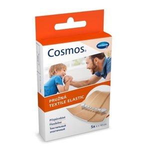Cosmos Textile Elastic 6 x 10 cm náplast 5 ks