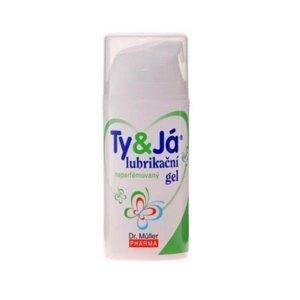 Ty&já Lubrikační gel neparfémovaný 100 ml