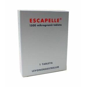 Escapelle 1,5 mg 1 tableta
