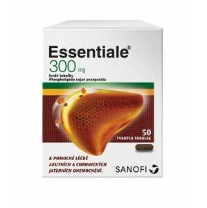 Essentiale 300 mg 50 tvrdých tobolek