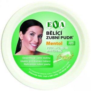 Eva Bělící zubní pudr MENTOL 30 g