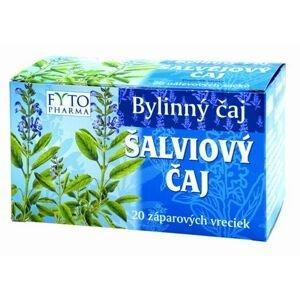 Fytopharma Šalvějový čaj 20x1 g