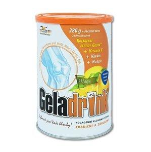 Geladrink citron nápoj 280 g