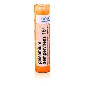 Boiron GELSEMIUM SEMPERVIRENS CH15 granule 4 g