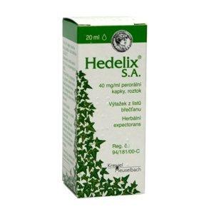 Hedelix S.A. kapky 20 ml