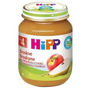 Hipp OVOCE BIO Broskve 125 g