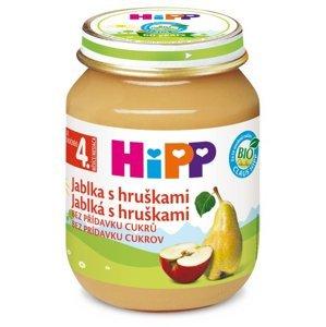 Hipp OVOCE BIO Jablka s hruškami 125 g