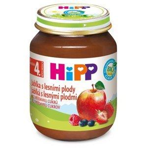 Hipp OVOCE BIO Jablka s lesními plody 125 g