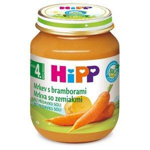 Hipp ZELENINA BIO Mrkev s bramborami 125 g