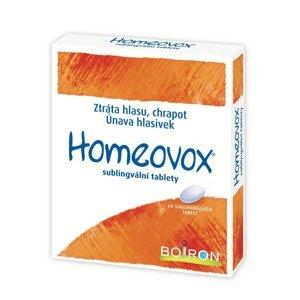 Boiron Homeovox 60 tablet