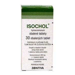 Isochol 400 mg 30 tablet