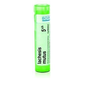 Boiron LACHESIS MUTUS CH5 granule 4 g