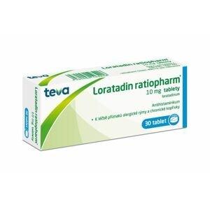 Loratadin-ratiopharm 10 mg 30 tablet