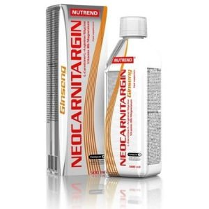 Nutrend NeoCarnitargin s ženšenem 500 ml