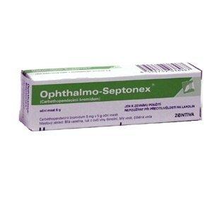 Ophthalmo-Septonex oční mast 5 g