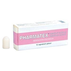Pharmatex Vaginální globule 10 globulí