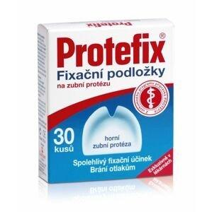 Protefix Fixační podložky na horní zubní protézu 30 ks