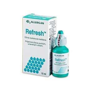 Refresh oční kapky 15 ml