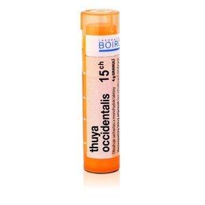 Boiron THUYA OCCIDENTALIS CH15 granule 4 g