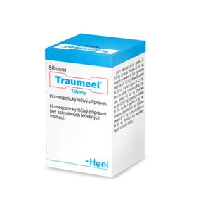 Traumeel 50 tablet