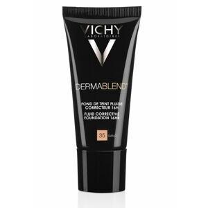 Vichy Dermablend Fluidní korekční make-up 35 písková 30 ml