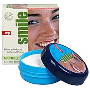 Wp Smile Mentol bělící zubní pudr 30 g