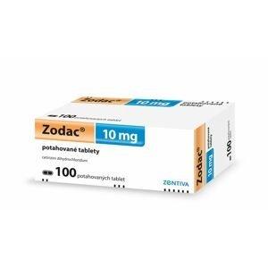Zodac 10 mg 100 tablet