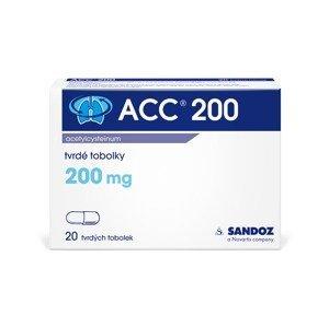 ACC 200 200 mg 20 tobolek