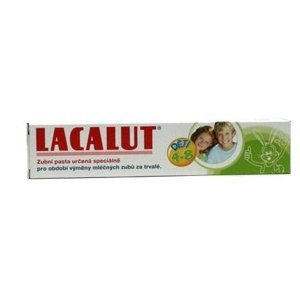 Lacalut Zubní pasta dětská 4-8let 50 ml
