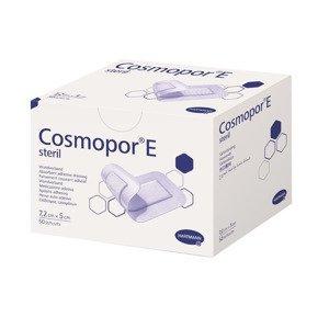 Cosmopor E Steril 7,2 x 5 cm krytí na rány 50 ks