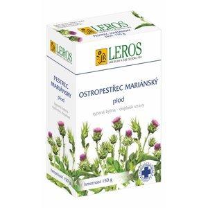 Leros Ostropestřec mariánský - plod sypaný čaj 150 g